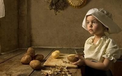 photographier comme Vermeer peignait